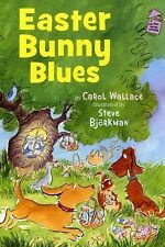 Easter Bunny Blues (Holiday House Reader: Level 2) - LikeNew - Wallace, Carol -