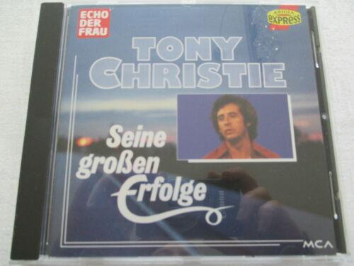 1 von 1 - Tony Christie - Seine großen Erfolge - Ariola Express CD Neuwertig
