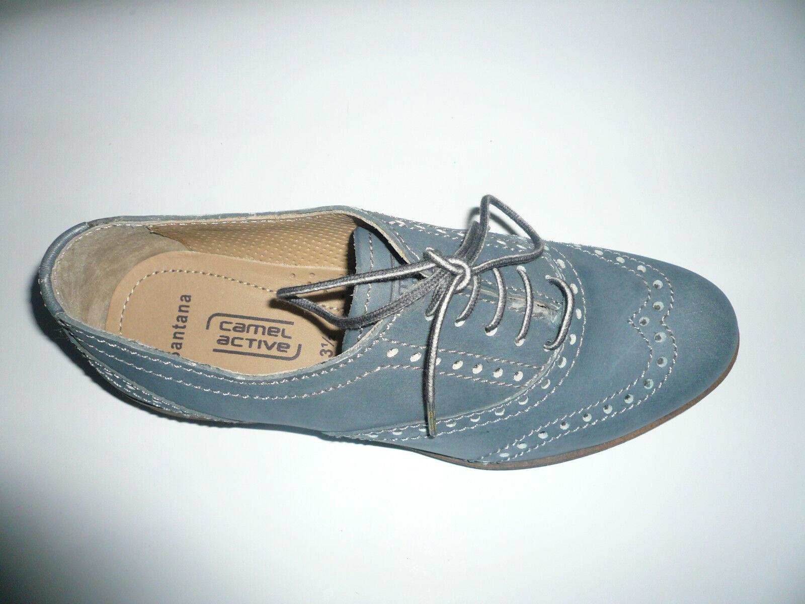 CAMEL Active Donna Mezza scarpa in blu tg. 36+ 38,5 * 23687004 *