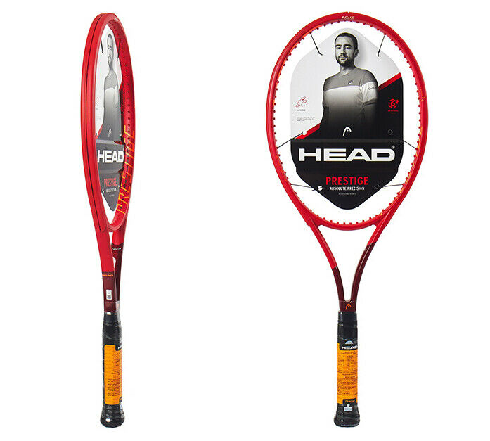 HEAD Graphene 360+ Prestige Tour 99 Tennis Racquet Racket rot 305g 18X19 4 1 4