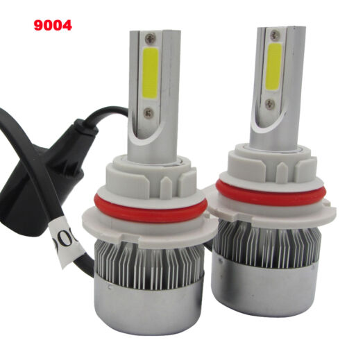 2X 55W H1//H4// H7//H15//D1S//D2S LED Headlight Bulb 13000LM High Low Fog Beam Canbus