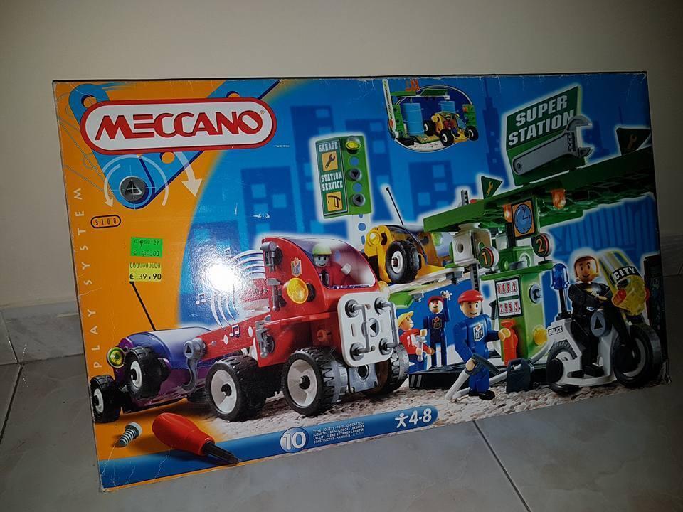 Meccano Super Station GIOCATTOLI E MODELLISMO COSTRUZIONI LIMITED