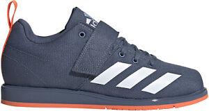 Adidas Powerlift 4.0 Haltérophilie Chaussures Bleu | eBay