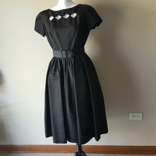 Vintage 50's Dress ...Rona...a Joan Doris Fashion.