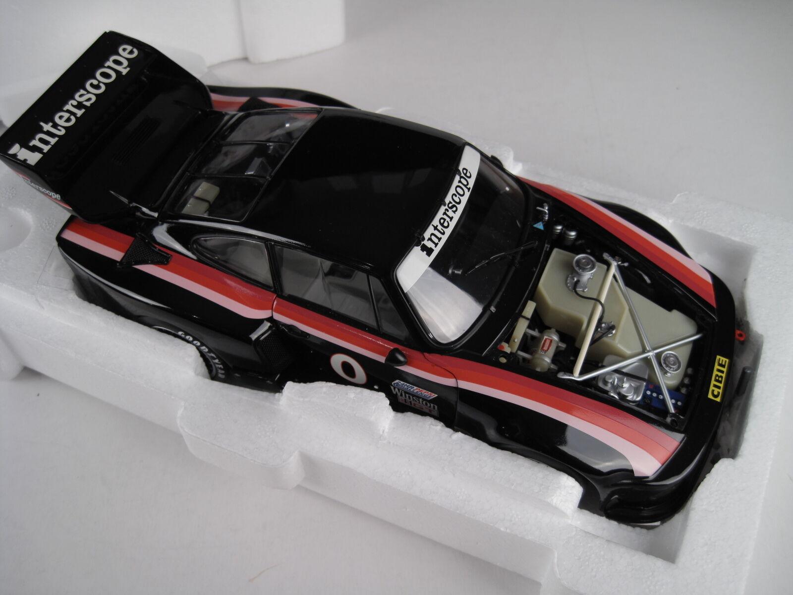 Exoto-Porsche 935 insterscope  0 - 24 horas Daytona Winner 1979 1 18 -  nuevo