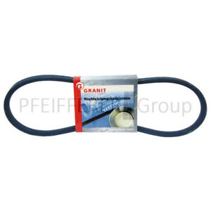Courroie Trapézoïdale Tondeuse Novotrac 10 Sl Classic, Novotrac 11 Classic, Rd10/660 Sl-afficher Le Titre D'origine Bq8aa5zs-07235134-117990691
