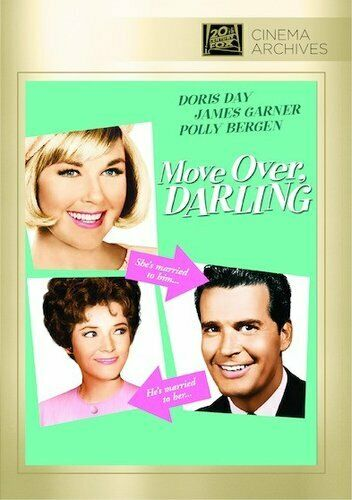 Move Over, Darling DVD NEW