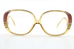 CHRISTIAN-DIOR-Vintage-Damen-Brille-Mod-2216-80-Optyl-80s-Eyeglasses-Frame-Gafas