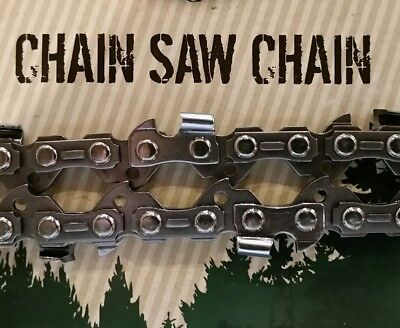 """2 PACK 10/"""" chainsaw chain blade 3//8/"""" LP .050 40 DL Earthwise **FITS 10 MODELS**"""