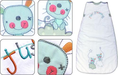 Dream Bag Baby Sleeping Bag Baby Sleepsack Just Dreaming 2.5 Tog