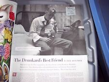 Saturday Evening Post Alcoholics Anonymous Drunkard's Best Friend JACK ALEXANDER