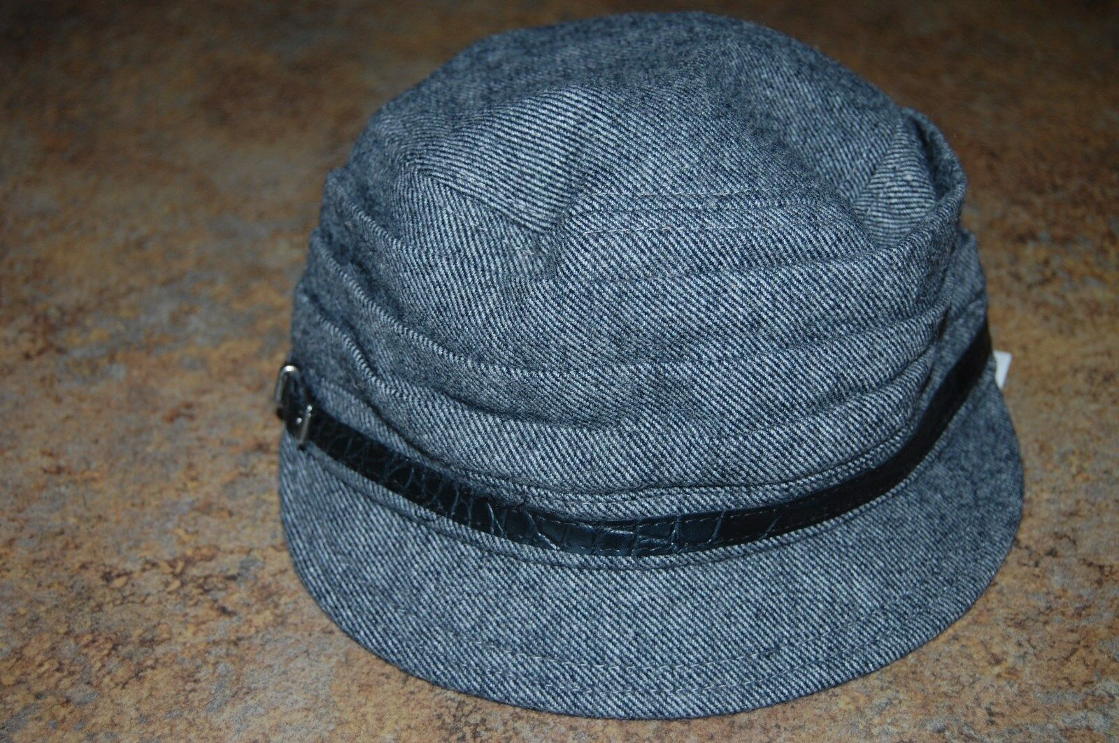 54e55e0bd37 Nine West Style Hat cap Gray One Size Fits Most Women  nw5901205 ...
