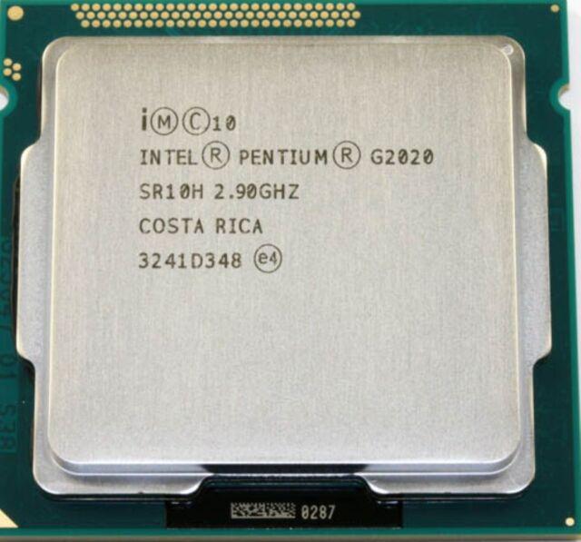 Intel CPU Pentium Dual Core G2020  2.9GHz LGA1155
