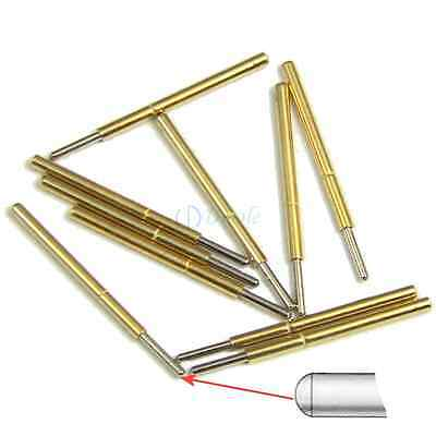 10pcs P75-J1 Dia 1.02mm 100g Spring Test Probe Pogo Pin
