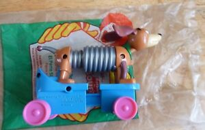 Special-Collection-Lot-of-1-PVC-Toy-Slinky-Dog-Toys-Story