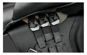 Wintec Synthetic Quick Change Girth Points Straps All Saddles Black/Brown/Havana