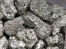 Raw Pyrite Mineral Chunks  x 5 Pieces - Omni New Age
