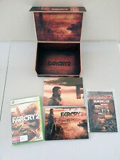 Xbox 360 Farcry 2 Game Collector's Edition