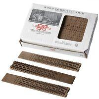 Nelson Wood Shims 36010232 Wood Shims Composite 8 - 32pk