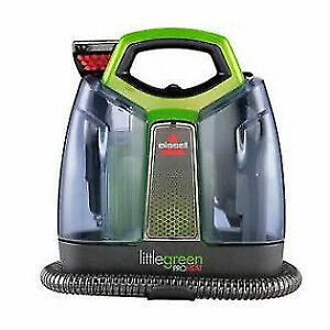 Bissell-Little Green portátil con cable PROHEAT Limpiador Profundo
