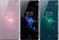 Sony Xperia XZ2 Single Sim Android LTE Smartphone ohne Simlock 64GB 5,7 Zoll