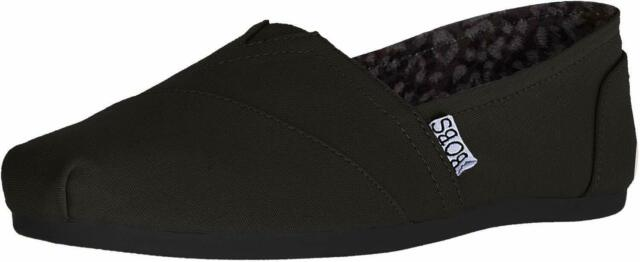 Plush Peace and Love Flat Shoes Size