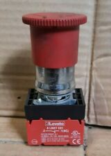 Lovato 8 Lm2t C01 Red Emergency Stop Button K156