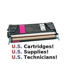 Lexmark C734A1MG C734A2MG Magenta 6K Toner Cartridge C734 C736 X736 OEM Quality