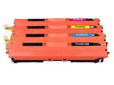 4pk NEW CE310A CE311A CE312A CE313A 126A Toner For HP LaserJet CP1025nw M275MFP