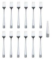 Your Choice - Oneida Set Of 12 Seafood Forks Stainless Flatware
