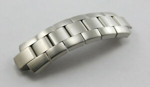 Tag-Heuer-Kirium-Ladies-Brushed-6-Links-End-Piece-16-5MM-BA0708-WL131D-New-Auth