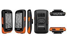 BRYTON Rider 530T GPS Computer ANT+ Speed Cadence Dual Sensor Heart Rate Monitor