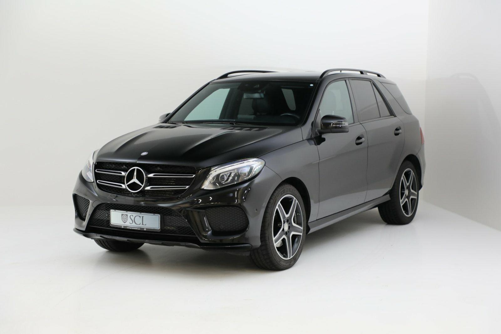 Mercedes GLE350 d 3,0 aut. 4-M 5d - 329.900 kr.