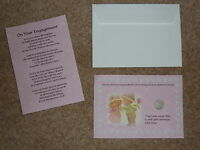 ENGAGEMENT PRESENT/GIFT LUCKY SIXPENCE & POEM IDEAL KEEPSAKE