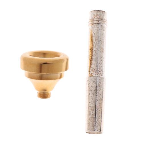 Trompete Mundstück 3C 5C 7C 2C Trompetenmundstück Musikinstrument Zubehör,