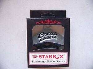 Starr X wall mount bottle opener NEW IN BOX FANTA ORANGE SODA