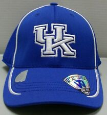 Kentucky Wildcats 'UK' One Fit Hat From Top Of The World - Blue Free Shipping