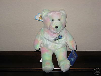 Holy Bears ~ Blessing ~Baby/'s First Bear Rattle Toy NEW