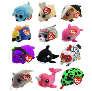 2018 TY Beanie Boos SET OF 12 Teeny Tys Stackable Plush w  MWMT s Ty ... d503f7e281d9