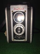 Vintage Kodak Duaflex II Camera with Kodar F8 72mm lens