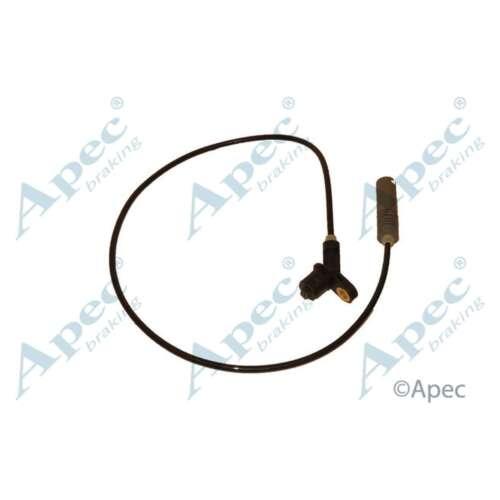 Si adatta BMW SERIE 3 E36 M3 3.2 ORIGINALE OE Quality APEC Posteriore ABS Sensore Di Velocità Della Ruota