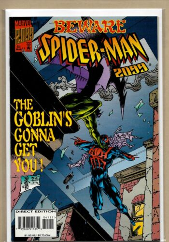 vol. 1 /_#32 38 41 45 46/_VF//NM 9.0+/_Late//Final Issues/_U-PICK/_s2 Spider-Man 2099
