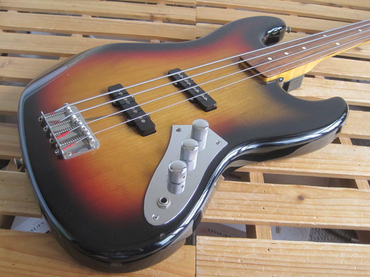 Fender Japan JB62-FL 3TS JAPAN beautiful rare EMS F S