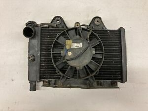 1997 Triumph Sprint 900 RADIATOR AND FAN ASSEMBLY 2101202; 2101300