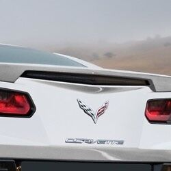 Image Is Loading 2014 16 Corvette Stingray C7 Blade Rear Spoiler