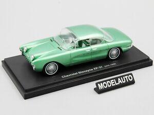 Autocult-1-43-Chevrolet-Biscayne-XP-37-green-met-USA-1955