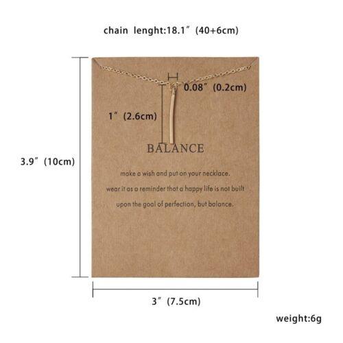 Double Chain Heart Elephant Geometry Pendant Necklace Star Card Jewlery Women