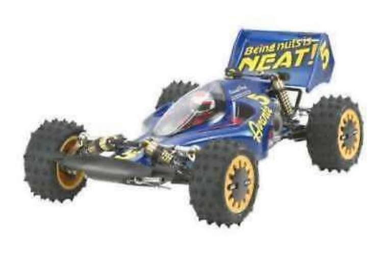 Tamiya 1 10 Electric RC car series No.489 Avante (2011) 58489 from japan