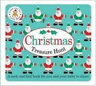 Christmas Treasure Hunt by Roger Priddy (Board book, 2014)