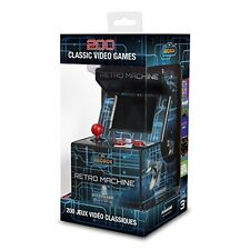 Retro My Arcade Machine Gaming System 200 Built Video Games Mini Set Handheld